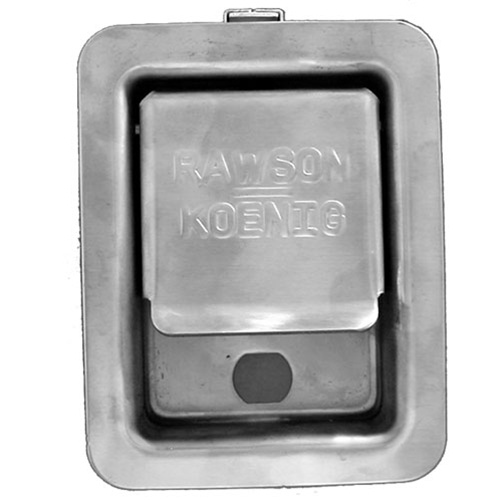 Toolbox Replacement Paddle Latch Rawson Koenig